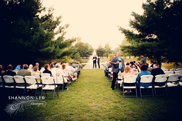 delaware wedding ceremony