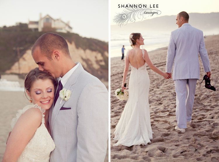 malibu beach wedding photographer